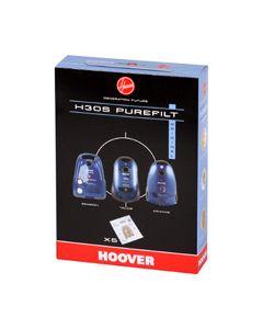 Stofzuigerzak H30s Amigo zonder filters stofzuiger Hoover  5546