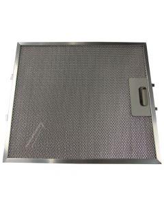 Filter metaal 305 x 265mm afzuigkap Ariston Blue Air 6865