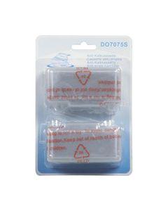 Anti kalk cassette 2 stuks strijkijzer  DO7075S DO7090S 325171 FSG618 origineel Domo 3321