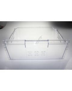 Diepvrieslade transparant boven 440x355x145mm koelkast Siemens Bosch 8537