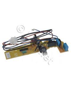 Printplaat module stuurkaart + schakelaar A/U stofzuiger Philips 14130