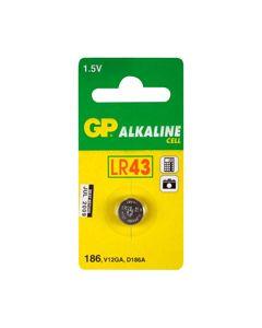Knoopcel V186 alkaline origineel GP 3024