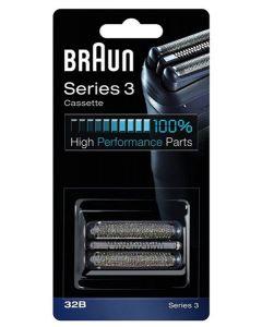 Combipack 3 series 32B zwart scheerapparaat Braun 1017