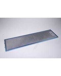 Filter metaal 56 x 16cm afzuigkap Atag Pelgrim Etna 7653