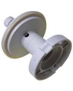 Filterinzet van pomp wasmachine origineel Miele 7463