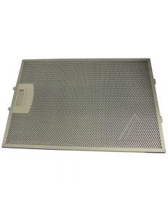 Filter metaal afzuigkap 32X22X0.82 cm Siemens Bosch 6888