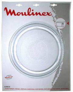 Glasplateau 28 cm magnetron glasplaat origineel Moulinex  3124