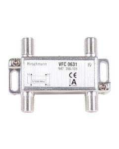 Verdeel element direvoudig origineel Hirschmann  2225