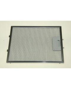 Filter metaal 231 x 276.5mm afzuigkap Aeg Electrolux 6884