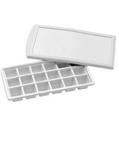 Bakje voor ijsblokjes met deksel universeel voor koelkast vriezer 16179