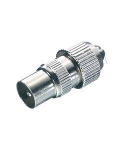 Antenneplug Coax male metaal 8/45-N 4021