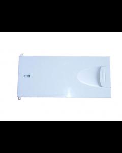 Vriesvakdeur deurtje compleet vriesvak 44x20 cm koelkast Friac Blomberg Beko 13786