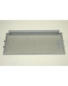Filter metaal 45cm afzuigkap Siemens Bosch Neff Balay 6893