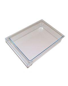 Bakje onder glasplaat transparant koelkast Siemens Balay Neff Bosch 8512