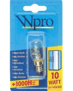 Lamp koelkastlamp 10W E12 koelkast Bauknecht Ikea Smeg Whirlpool  5709