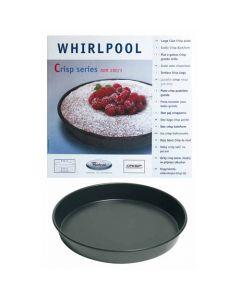 Crisp plaat 26 x 4.5 cm magnetron origineel Philips Bauknecht Whirlpool 7214