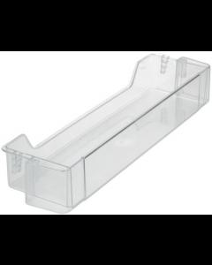 Flessenrek flessenbak 440 x 115 x 65 mm transparant koelkast Bauknecht Ikea Whirlpool 8375