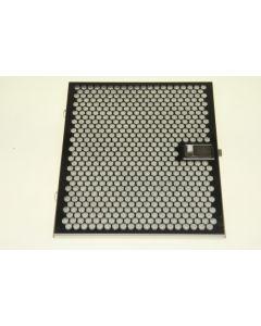 Filter metaal Metaal filter, 27,7x21,7x1 cm afzuigkap Bauknecht IKEA Whirlpool 6902