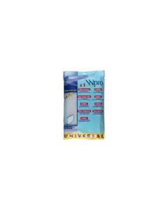 Filter normaal 47x97 cm afzuigkap Universeel  8191