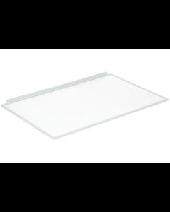Glasplaat legbord met strip koelkast Balay Siemens Bosch 16198