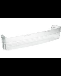 Flessenrek flessenbak 495 x 110 x 95 mm transparant koelkast Bauknecht Ikea Whirlpool 16373