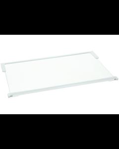 Glasplaat glasplateau 498 x 345 mm koelkast origineel Smeg 16481