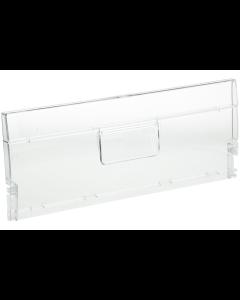 Vriesvakklep klep vriesvak 48 x 20 cm transparant koelkast Smeg 8731