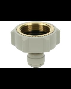 Kraanaansluiting 3/4 aansluiting kraan voor slang 6mm koelkast origineel LG 16473