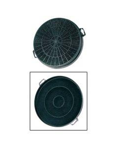 Filter koolstof 21 x 3cm afzuigkap Aeg Electrolux 6917