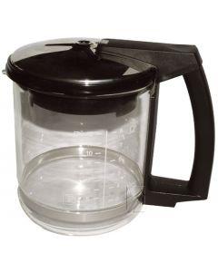 Koffiekan zwart koffiezetter Krups 2277