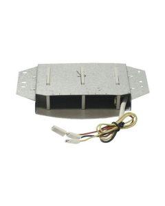 Verwarmings element  wasdroger blok 1200W + 1000W droger Brandt 8886