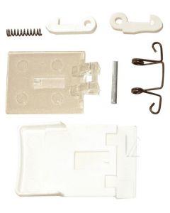 Deurgreep opener set wasdroger orgineel diverse modellen Philips Bauknecht Whirlpool Nordland Edy Blucher 298