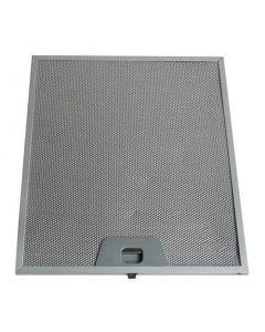 Filter metaal 300 x 255mm afzuigkap Ariston Blue Air 6886