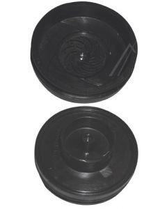 Padhouder voor 2 kops filter koffieapparaat origineel Siemens Bosch 7261