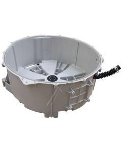 Kuiphelft met lagerset achterzijde wasmachine LG 6253