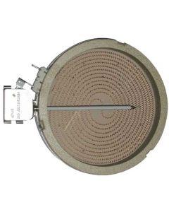 Kookplaat hilight 140mm 1200W fornuis EGO  2613