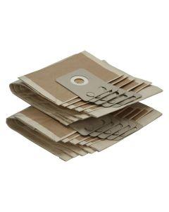Stofzuigerzak papier 10 stuks GD GDS HDS Serie origineel  Nilfisk  8099