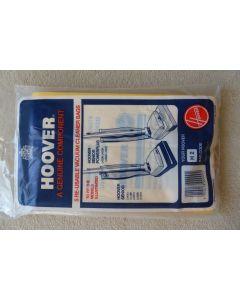 Vervangende Stofzuigerzak voor H2  5 stuks Hoover 13969