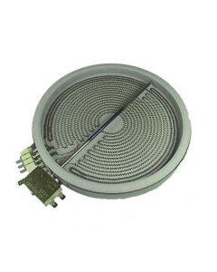 Kookplaat verwarmingselement 2300W fornuis Aeg 11964