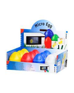 Eier koker Micro egg per stuk Universeel  3218