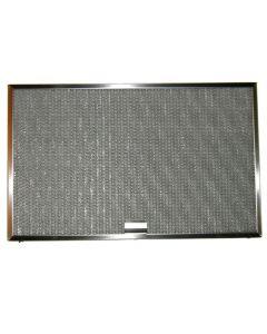 Filter metaal afzuigkap 40.1x24.7 cm Itho Novy 9763