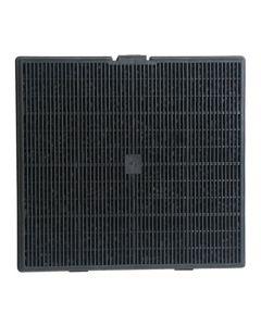Filter koolstof 240x228x30mm afzuigkap Indesit  Ariston Hotpoint Blue Air 6417