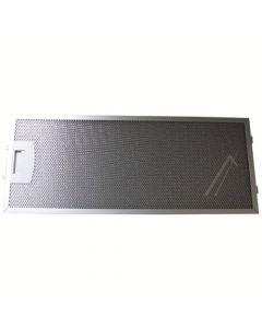 Filter metaal 445 x 175mm afzuigkap Siemens Bosch Neff 6871