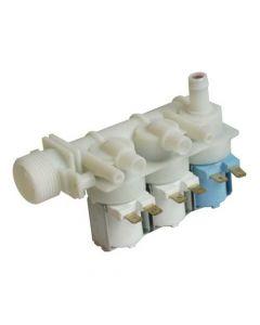 Inlaatventiel 3 voudig wasmachine Ariston Blue Air Indesit 8170