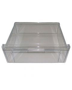 Diepvrieslade transparant lade 41x35x12.5 cm koelkast Whirlpool Bauknecht  Ikea Atag Etna Smeg 8468