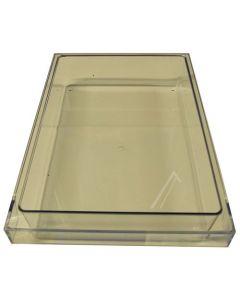 Bakje onder glasplaat transparant koelkast Siemens Neff Bosch 8478