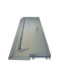 Frontpaneel diepvrieslade klep40.5x16 cm  koelkast diepvries Aeg Electrolux Zanussi 8489