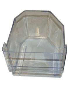 Groentelade transparant groot koelkast Bauknecht Atag Etna Ignis Ikea Whirlpool Smeg 8502