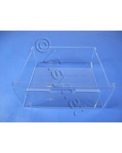 Diepvrieslade 410x350x155mm transparant lade koelkast Whirlpool Bauknecht  8503