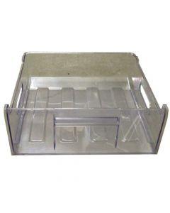 Diepvrieslade 385x380x110mm transparant lade koelkast Whirlpool Ignis Bauknecht  8505